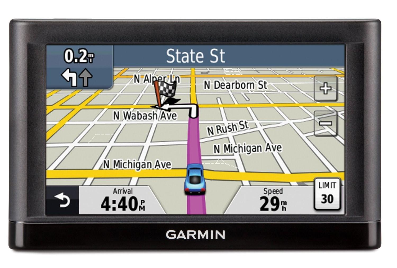 GPS – principais marcas disponíveis