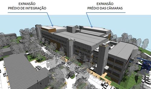 Inpe anuncia ampliação do Laboratório de Integração e Testes de satélites
