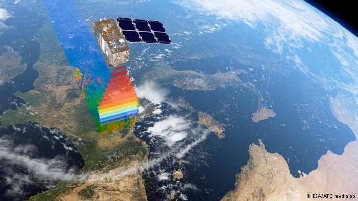 ESA lança Satélite Sentinel-2 em nova fase do programa Copernicus