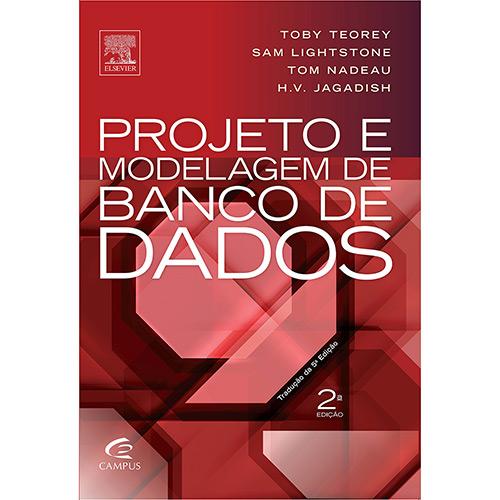 Livro – Projeto e Modelagem de Banco de Dados