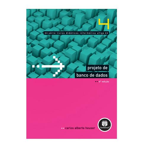 Livro – Projeto de Banco de Dados
