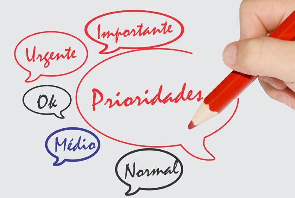 Como negociar prioridades