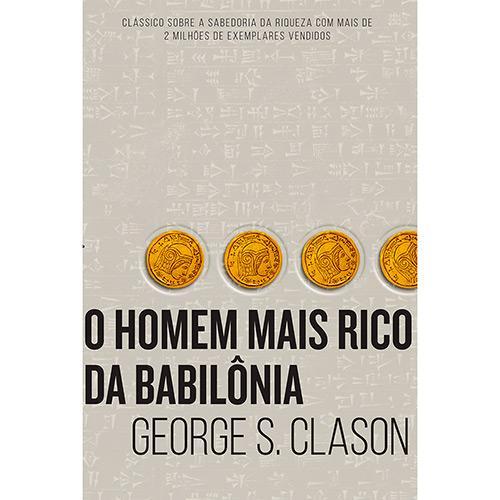 Livro – O Homem Mais Rico da Babilônia