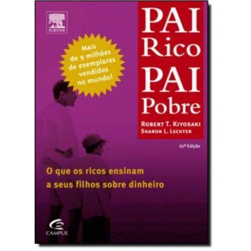 Livro – Pai Rico, Pai Pobre