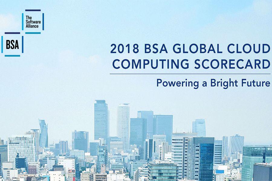 Brasil sobe em ranking global que avalia computação em nuvem