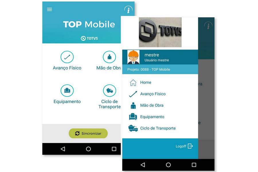 TOTVS aposta em apps mobiles complementares ao ERP