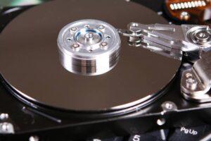 Cinco razões comuns para perda de dados