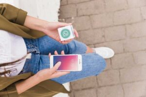 como evitar golpes pelo WhatsApp